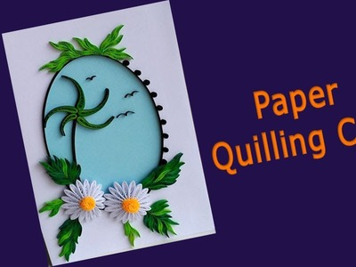 Diy diy how to make quilling greeting card paper quilling diy how to make quilling greeting card paper quilling m4hsunfo