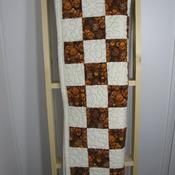 Handmade crib toddler flannel all cotton woodland animals new