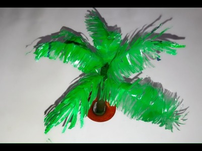 How To Make A Tree With Plastic Bottle