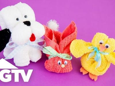 How to Make Animal-Shaped Ice Packs - HGTV Happy
