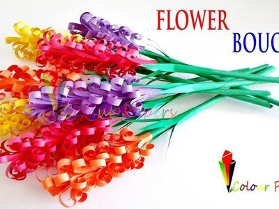 Origami Paper Flower Bouquet Tutorial Flowers Healthy