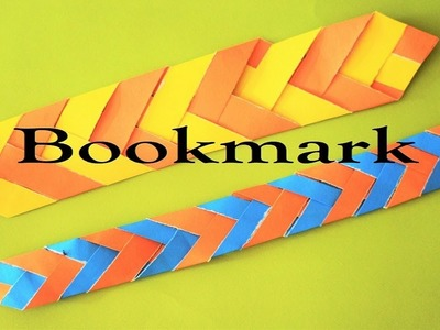 How to make paper Owl Corner Bookmarks || how to make a bookmark || bookmark