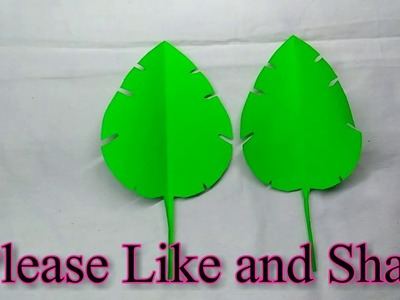 How To Make || Trees Pan || Project Paper ||
