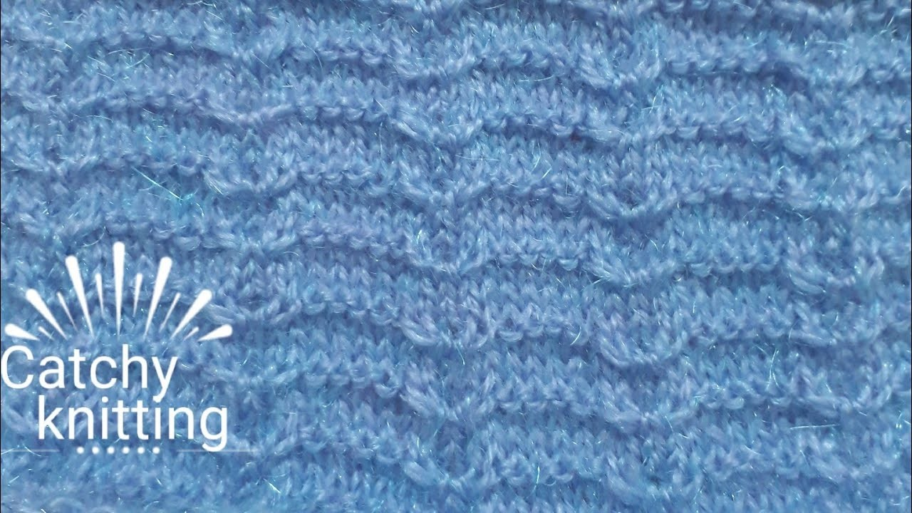 Knitting pattern for gents and kids sweater in an easy way #34 with description in English.