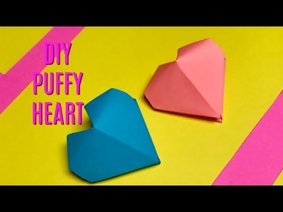 Heart How To Make An Origami Heart Within 5 Minutes Easy