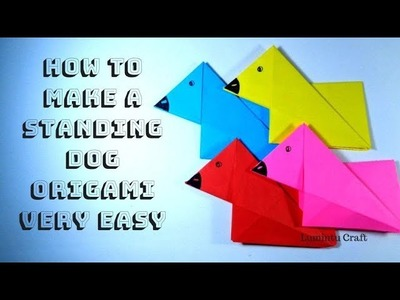 How To Make a Paper 3D Pyramid | Very Easy Origami Pyramid for ... | 300x400