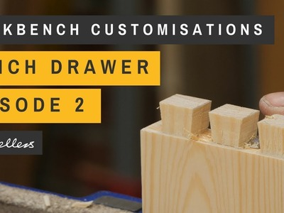 How to Make a Workbench Drawer Episode 2 | Paul Sellers