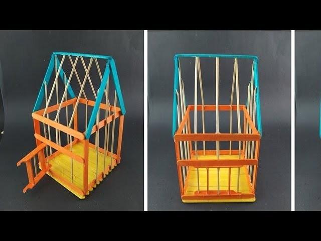 How to Make Bird Cage. Bird House