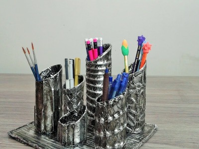 How to make Pen, Pencil Holder