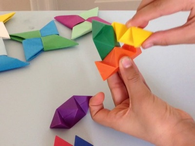 Easy, How to make Fish with Paper DIY, JAAS Easy Crafts, How