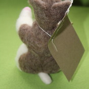 Needle felted Character mouse