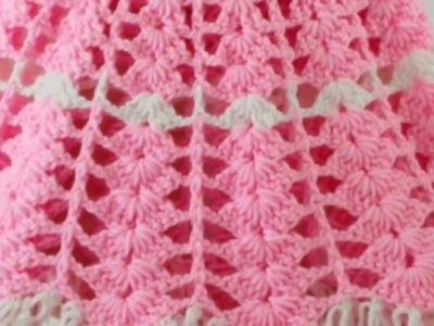 Newborn baby clothes, New Baby Frock Design, Crochet dress