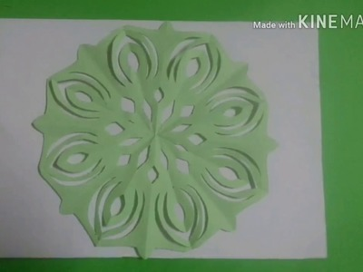 Paper Paper Cutting Diy How To Make Easy Paper Cutting Design Step
