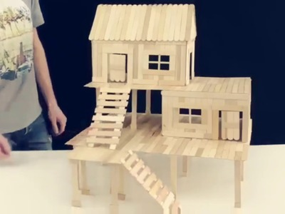 5mintcrafts 5 Things With Cardboard At Home Model Crafty Diy Doll House Small Miniature Doll