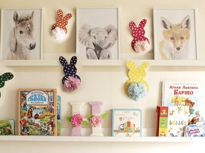 DIY Baby Room Decor | DIY Baby Room Wall Decoration | DIY Nursery decorating ideas