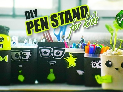 DIY Pen Stand  for kids