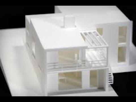 DIY , Thermocol House , How To Make House , Thermocol Craft