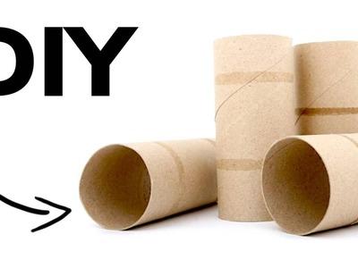 DIY - Toilet Paper Roll Crafts