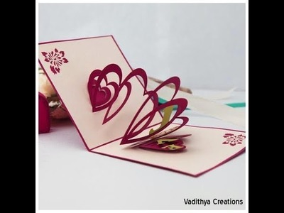 How to make a greeting card - diy paper crafts: how to make a homemade greeting card