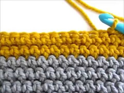 How to Make Your Slip Stitches Loose in Crochet