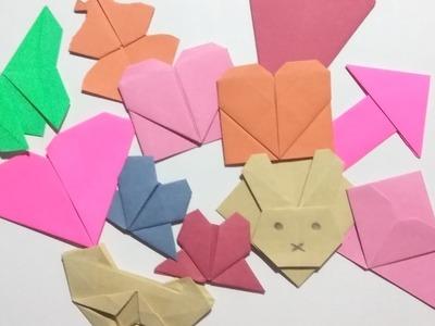 Origami diy origami flower diy origami flower diy origami stars 13 diy origami bookmark ideas for books and notebooks 13 mightylinksfo