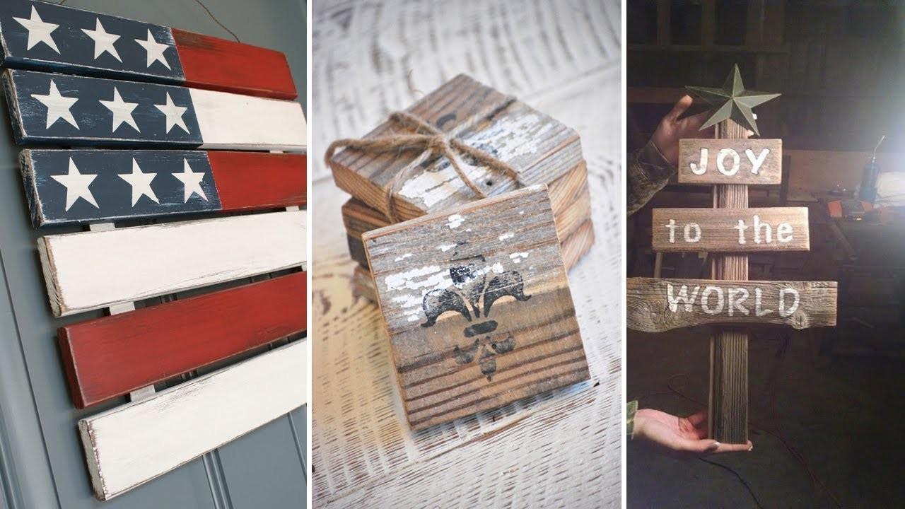 50+Creative DIY Wood Pallet Ideas