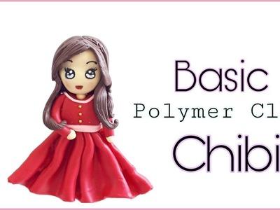 Basic Polymer Clay Chibi   Mini Clay Lounge