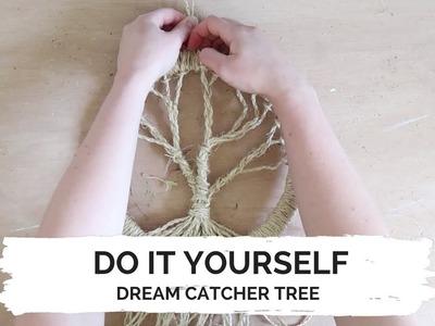 Dream catcher tree   DIY   Furnlovers