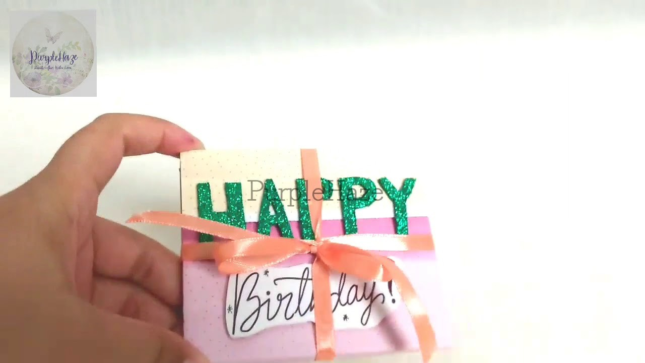 Handmade Gift For Best Friend Diy Gift For Birthday Birthday Gift