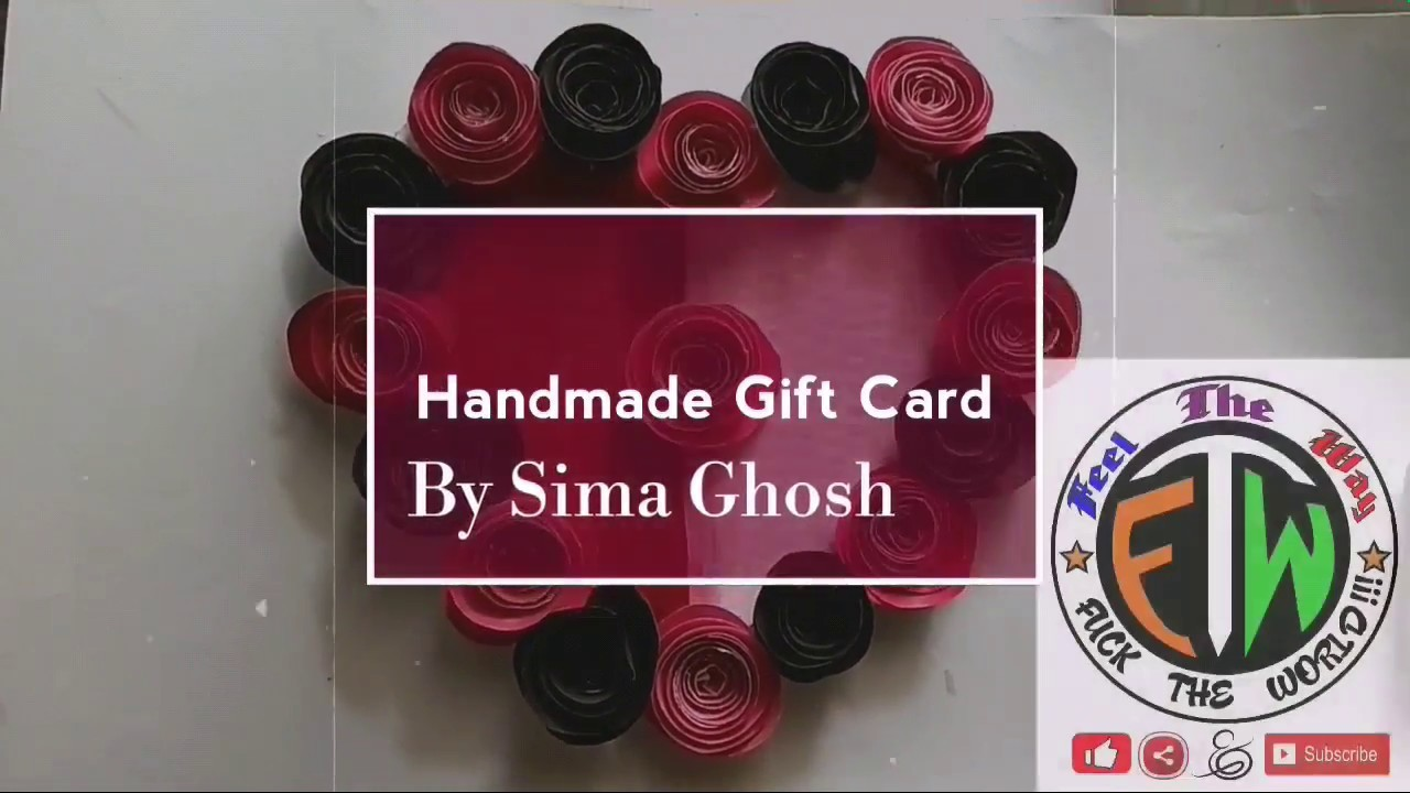 Handmade Simple And Easy Creative Gift Card Ideas Diy Gifts Unique