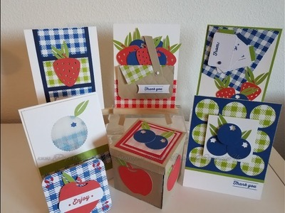 Paper Pumpkin Alternatives July 2018 with Explosion Box and How to Fix Mistakes