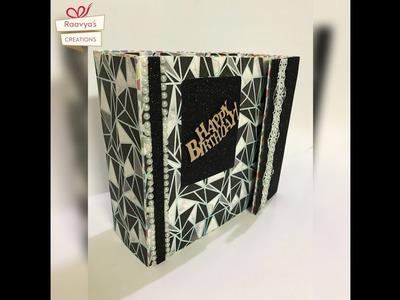 Album for HIM | Birthday | Handmade | Raavya's Creations