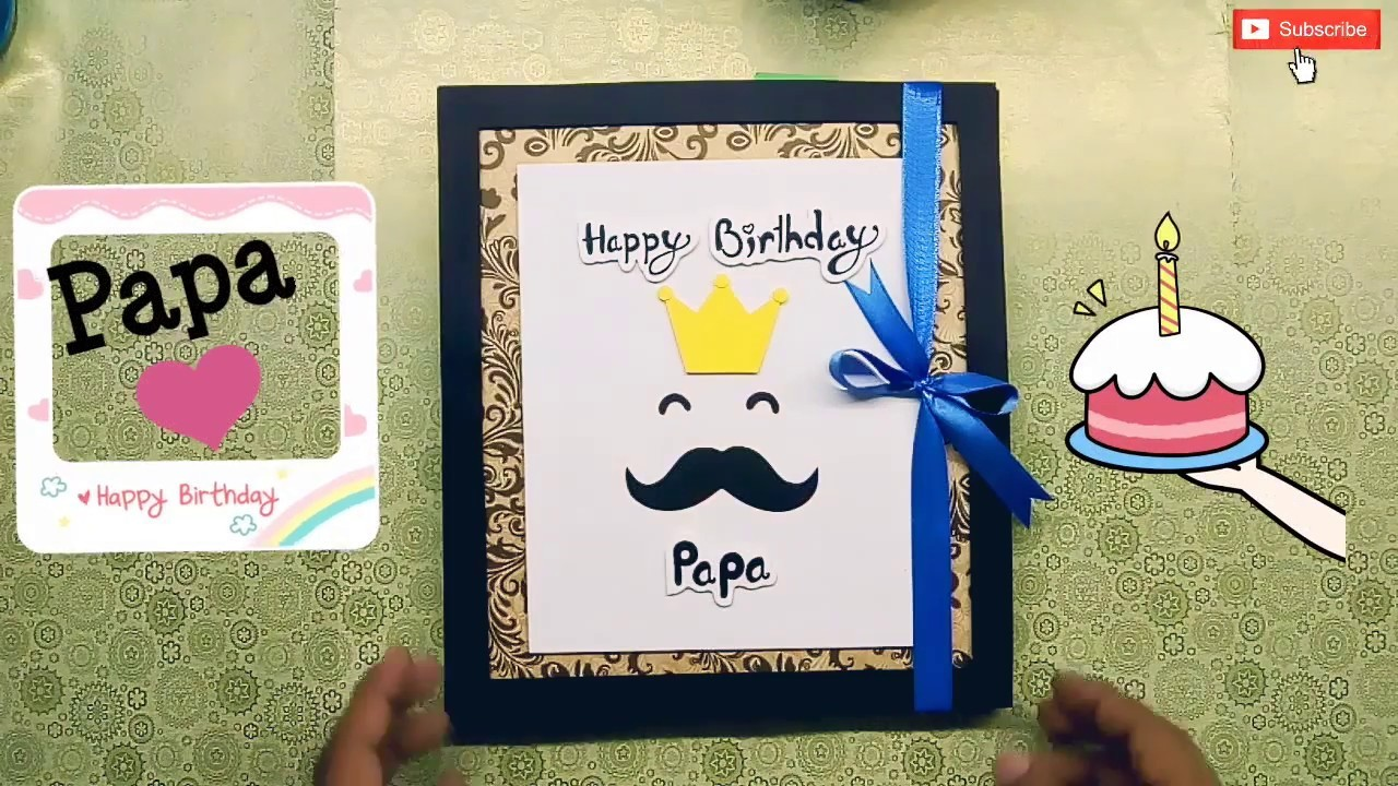 Best Birthday Card For Father