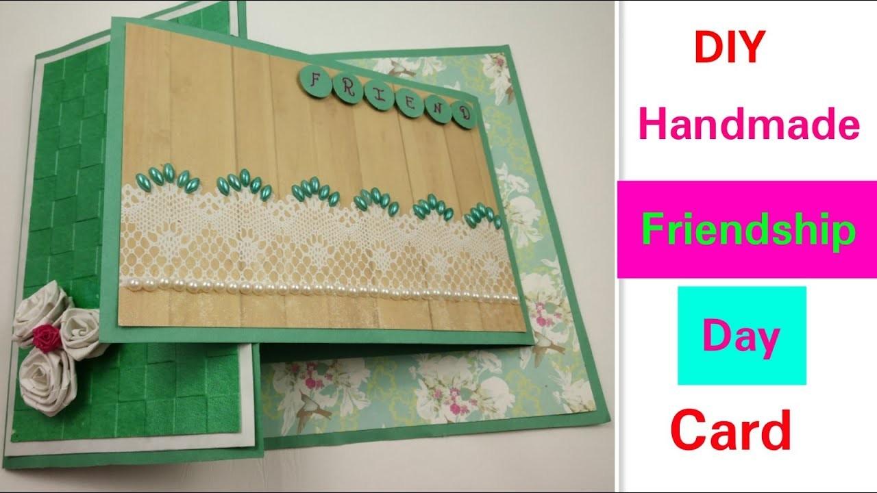 Diy Cards For Friendship Diy Campbellandkellarteam