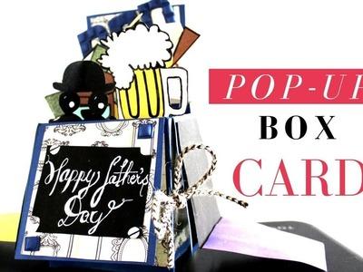 DIY  Pop Up Box Card for Teachers day | Easy Card Idea |Card Idea for Teachers day