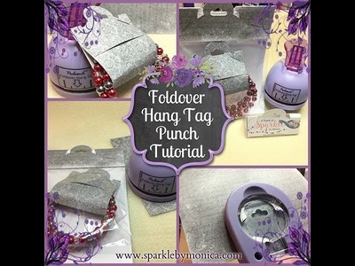 Handmade Jewelry Packaging Tutorial: Foldover Hang Tag Punch Tool