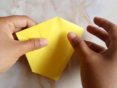 New origami Camera Easy | Origami transforming ninja star, Ninja ... | 300x400