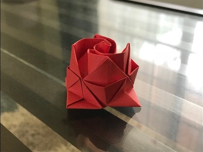 Paper Origami Tutorial How To Fold Origami Pokeball Step By Step