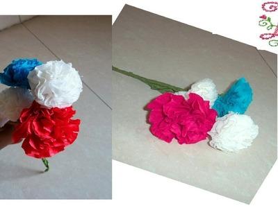 Craft paper craft flower making using crepe paper poppyalley paper craft flower making using crepe paper poppyalley mightylinksfo