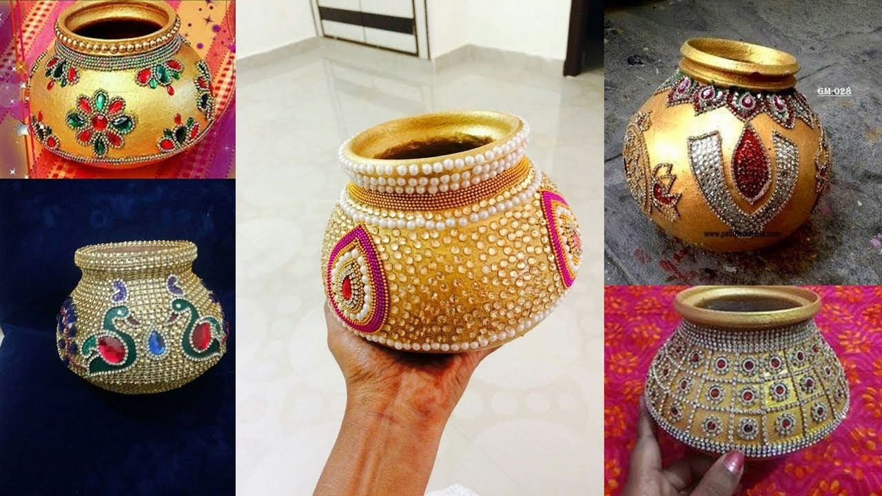diy marriage pot decoration pot decoration ideas for wedding rh mycrafts com pot decoration terrasse pot decoration