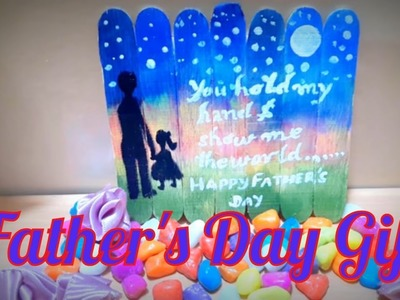 Father's Day DIY gift. Happy Father's Day.diy gift