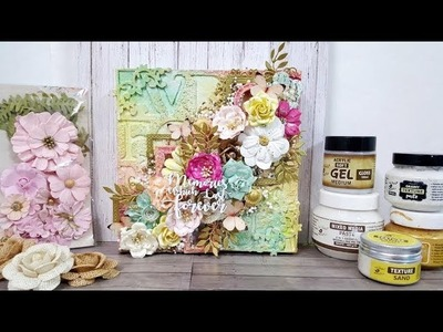 Step by Step Tutorial Canvas for Itsybitsy | Memories which last forever by Mukta