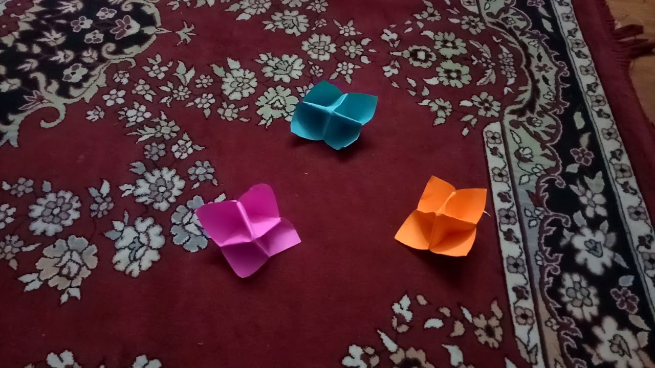 How How To Make A Paper Flowers How To Make A Paper Flowers Paper
