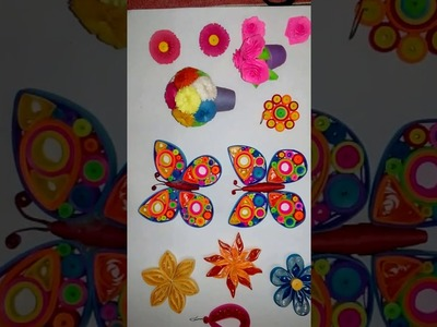 Quilling Paper Craft Origami Diy Art And Craft Ideas Best