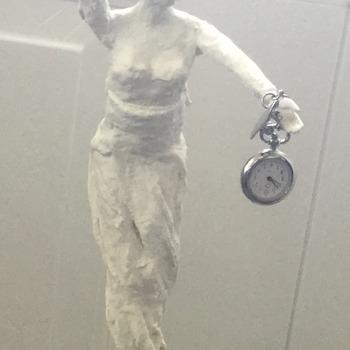 Fundraising Project - Wire Armature Figurines, art, unique, Sculptures, sculpture, mache, paper mache, bronze, figurine,