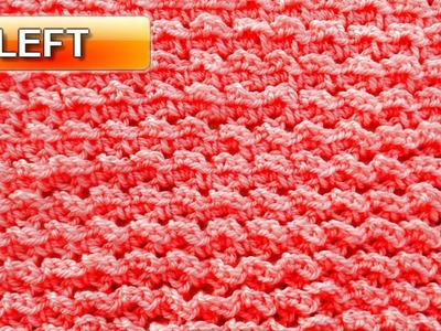 All your Picots in a Row - Left Handed Crochet Tutorial