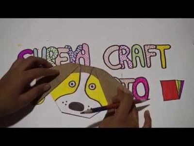 How to make a dog (Shreya Craft Studio)