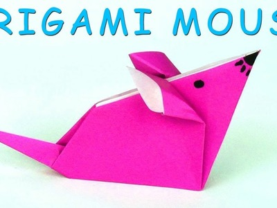 Origami Mouse Step By For