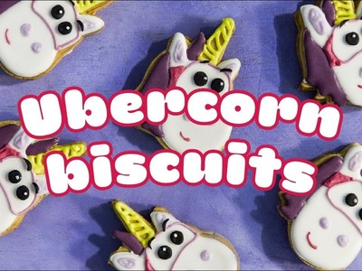How to make Go Jetters UBERCORN biscuits ???? - BBC Good Food Kids