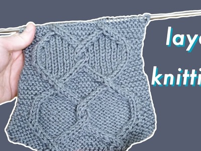 How to Manage Different Knitting Layers